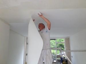 Plafond bewerken